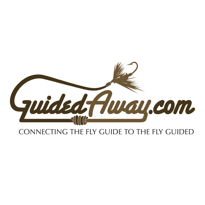 Guided Away - Logo