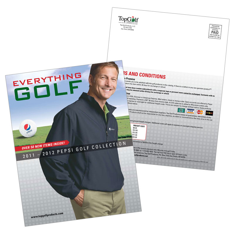 TopGolfProducts - Catalog
